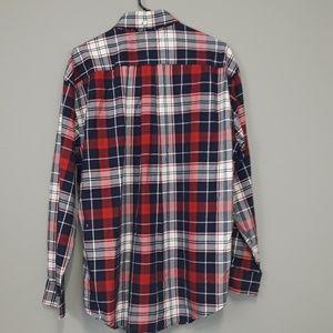 Tommy Hilfiger Shirts - Tommy Hilfiger men's plaid button down shirt